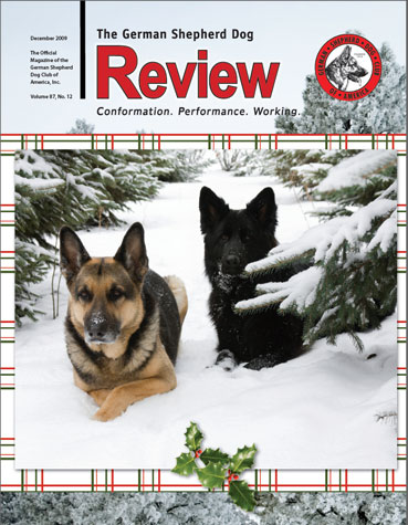 The GSD Review - December 2009 Cover